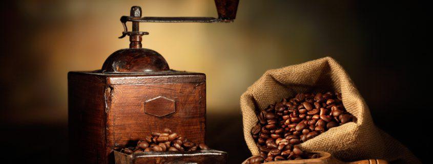antico macinino da caff