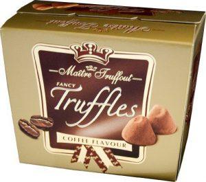Maitre Truffout_truffle_káva